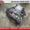 JDM 03 08 Subaru Legacy GT Turbo Engine EJ20X Replacement EJ25 Motor DUAL AVCS ITEM# 310