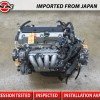 JDM Honda K24A 2.4L DOHC i-VTEC RBB 200HP Engine K24A2 TSX Accord Element Engine Only ITEM#202