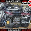 JDM 1998 FORESTER EJ20 ENGINE TURBO