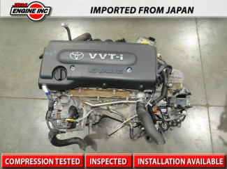 2002 2003 2004 05 06 07 08 09 TOYOTA CAMRY RAV4 SCION TC JDM 2AZ 2.4L ENGINE