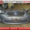 JDM SUBARU LEGACY OUTBACK 2006 UP NOSE CUT FRONT END