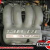 JDM MAZDA 13B-RE EUNOS COSMO TWIN TURBO ENGINE 2 ROTOR FC3S FD3S 13B RX7 MOTOR