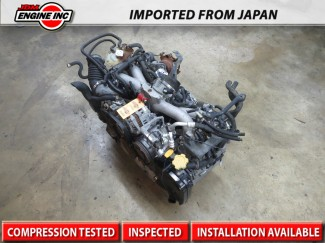 JDM 2002 2003 2004 2005 SUBARU IMPREZA WRX AVCS TURBO ENGINE 2.0L EJ205 ITEM#410
