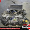 1999-2001 Subaru Legacy EJ20 2.0L Turbo Motor Twin Turbo Swap BH5