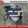 JDM 03 04 05 06 07 HONDA ACCORD AND ELEMENT K24A 2.4L ENGINE K24A i-VTEC ITEM #431