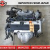 JDM Honda K24A 03 06 Accord engine 03 04 05 Element Engine I-Vtec 2.4L DOHC ITEM #419