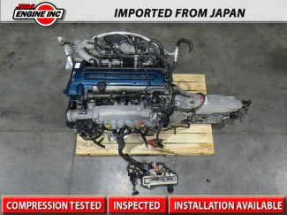 JDM Toyota 2JZ-GTE VVTi Engine Twin Turbo Supra Aristo JDM 2JZ GTE
